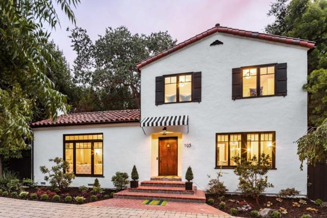 105 Scenic Dr, Redwood City, CA 94062 (#ML81760543) :: The Gilmartin Group