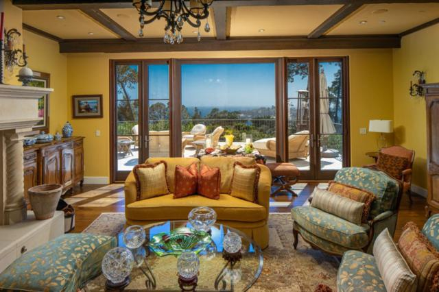 1565 Riata Rd, Pebble Beach, CA 93953 (#ML81760571) :: The Goss Real Estate Group, Keller Williams Bay Area Estates