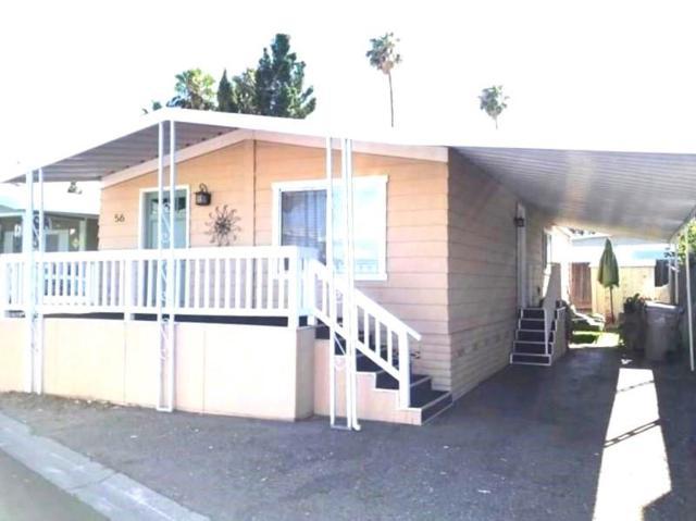 165 Blossom Hill Rd 56, San Jose, CA 95123 (#ML81760706) :: Intero Real Estate