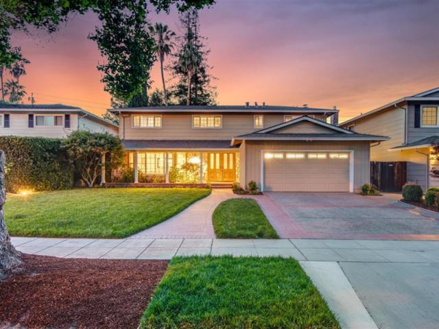 1823 Harris Ave, San Jose, CA 95124 (#ML81760708) :: The Warfel Gardin Group