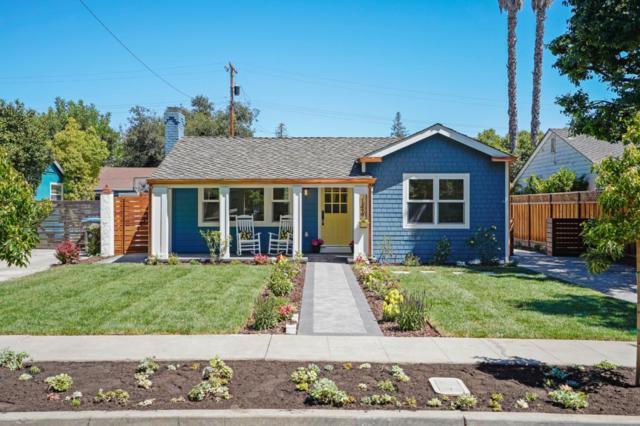 1427 Mercer Ave, San Jose, CA 95125 (#ML81760773) :: The Warfel Gardin Group