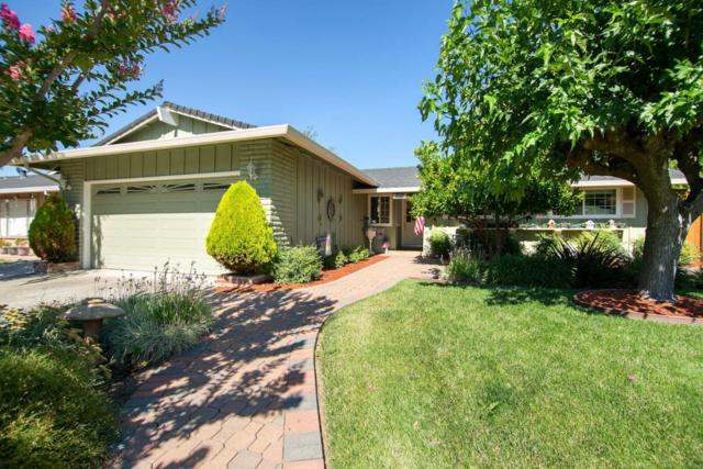 8602 Ousley Dr, Gilroy, CA 95020 (#ML81760838) :: The Realty Society