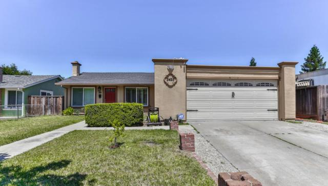 2425 Fallingtree Dr, San Jose, CA 95131 (#ML81760881) :: The Warfel Gardin Group