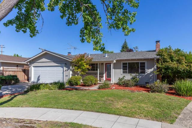 1827 Alta Mira Pl, San Jose, CA 95124 (#ML81760921) :: The Warfel Gardin Group