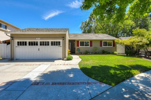1412 Sieta Ct, San Jose, CA 95118 (#ML81760922) :: The Warfel Gardin Group