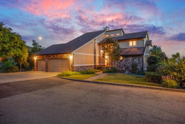 3900 Blue Oaks Rd, Gilroy, CA 95020 (#ML81760942) :: The Warfel Gardin Group