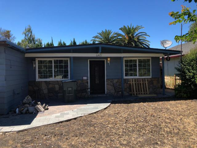 645 Johanna Ave, Sunnyvale, CA 94085 (#ML81760949) :: The Warfel Gardin Group