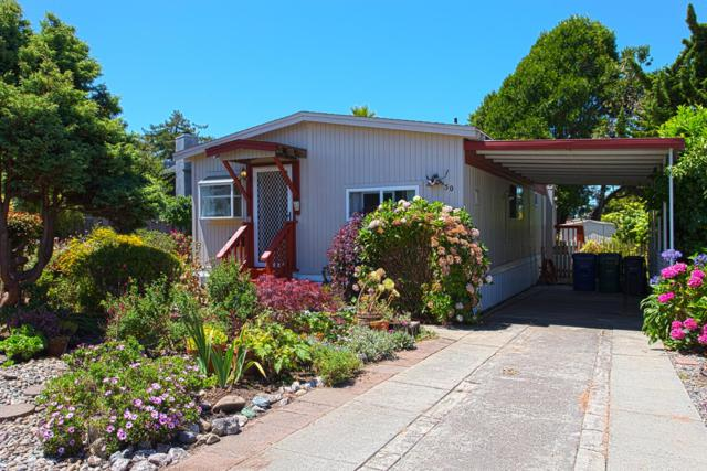 220 Mar Vista Dr 50, Aptos, CA 95003 (#ML81760965) :: Keller Williams - The Rose Group