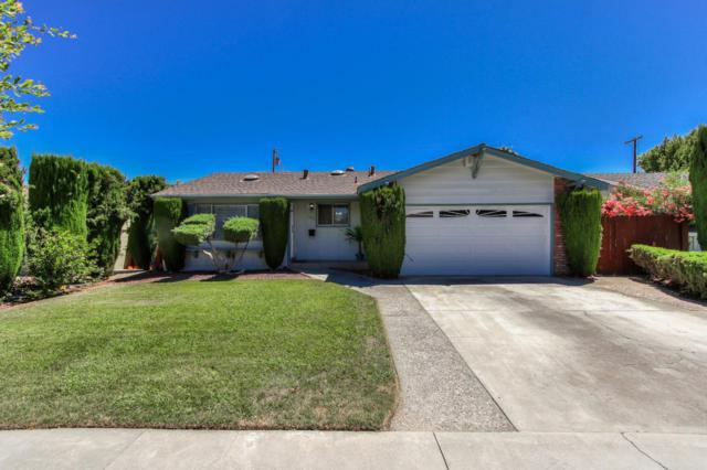 1483 Glacier Dr, San Jose, CA 95118 (#ML81760984) :: The Warfel Gardin Group