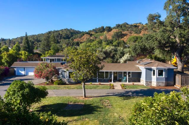 14850 Blossom Hill Rd, Los Gatos, CA 95032 (#ML81760985) :: The Warfel Gardin Group
