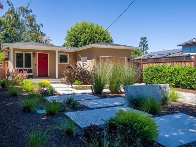 308 Rutherford Ave, Redwood City, CA 94061 (#ML81761015) :: Live Play Silicon Valley