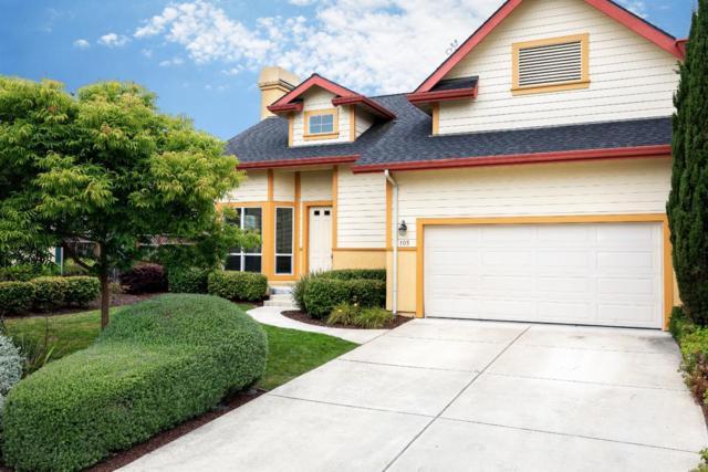 105 Santina Ct, Santa Cruz, CA 95062 (#ML81761030) :: Strock Real Estate