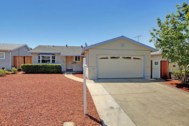 1140 Park Heights Dr, Milpitas, CA 95035 (#ML81761089) :: The Warfel Gardin Group
