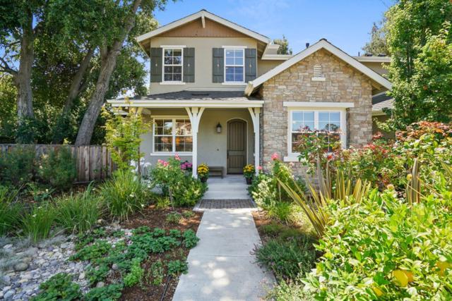 3502 Emma Ct., Palo Alto, CA 94306 (#ML81761100) :: Brett Jennings Real Estate Experts