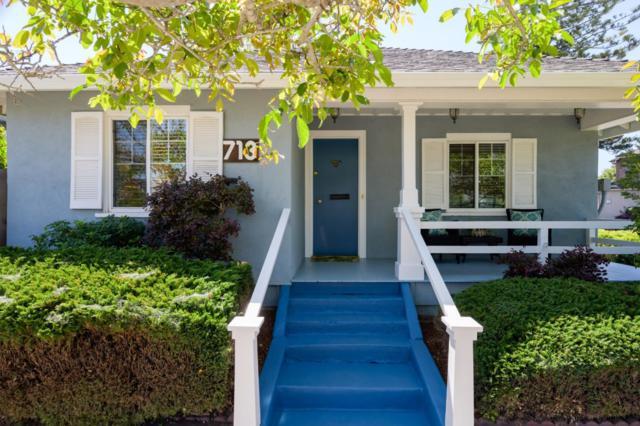 713 Lighthouse Ave, Santa Cruz, CA 95060 (#ML81761167) :: Strock Real Estate
