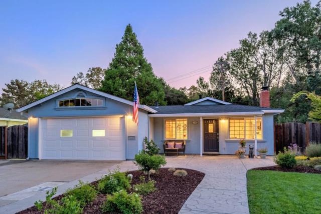 132 Las Astas Dr, Los Gatos, CA 95032 (#ML81761186) :: The Kulda Real Estate Group