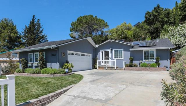 1088 Hewitt Dr, San Carlos, CA 94070 (#ML81761215) :: The Kulda Real Estate Group