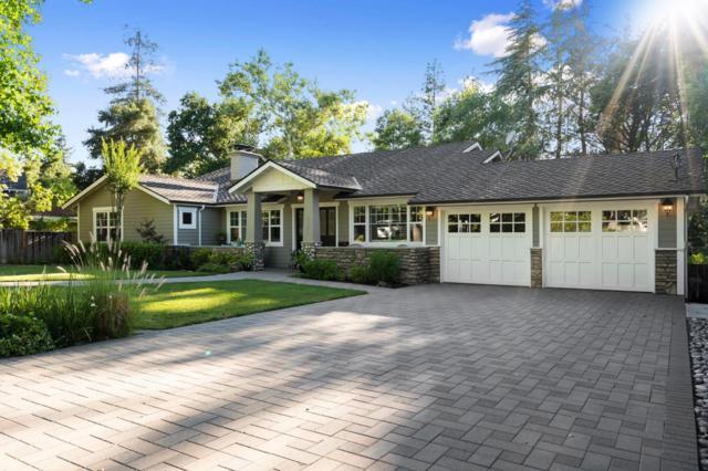 16385 Peacock Ln, Los Gatos, CA 95032 (#ML81761223) :: The Kulda Real Estate Group