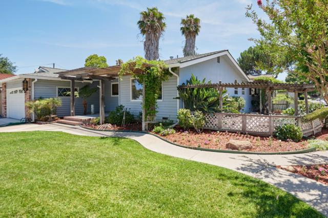 1690 Faraday Ct, San Jose, CA 95124 (#ML81761256) :: The Kulda Real Estate Group