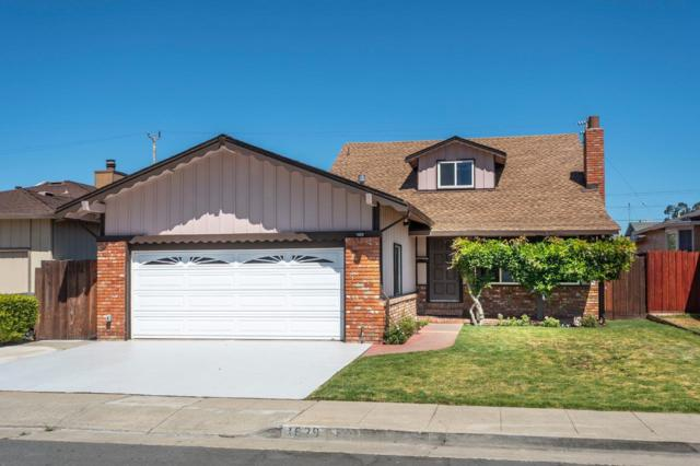 1629 Monte Diablo Ave, San Mateo, CA 94401 (#ML81761304) :: Keller Williams - The Rose Group