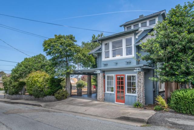 305 Wood St, Pacific Grove, CA 93950 (#ML81761387) :: The Kulda Real Estate Group