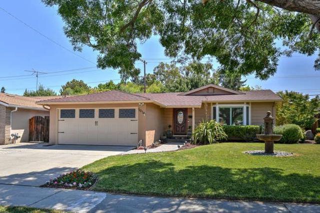 5014 Wayland Ave, San Jose, CA 95118 (#ML81761438) :: The Kulda Real Estate Group