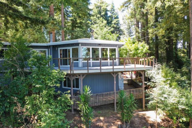 1240 El Solyo Heights Dr, Felton, CA 95018 (#ML81761464) :: Strock Real Estate