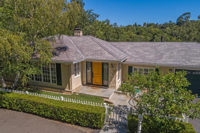 103 Toyon Ct, Woodside, CA 94062 (#ML81761542) :: The Kulda Real Estate Group
