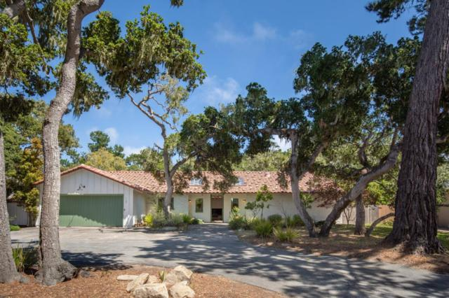 1107 Mariners Way, Pebble Beach, CA 93953 (#ML81761592) :: Intero Real Estate
