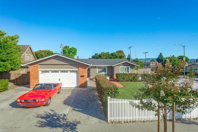 1830 Comstock Ln, San Jose, CA 95124 (#ML81761612) :: Keller Williams - The Rose Group