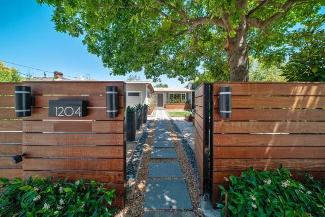 1204 Sevier Ave, Menlo Park, CA 94025 (#ML81761629) :: The Goss Real Estate Group, Keller Williams Bay Area Estates