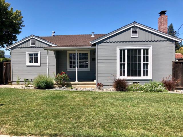 365 S Henry Ave, San Jose, CA 95117 (#ML81761668) :: The Kulda Real Estate Group