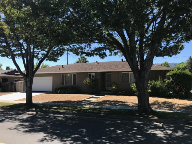1780 Little Branham Ln, San Jose, CA 95124 (#ML81761674) :: The Kulda Real Estate Group