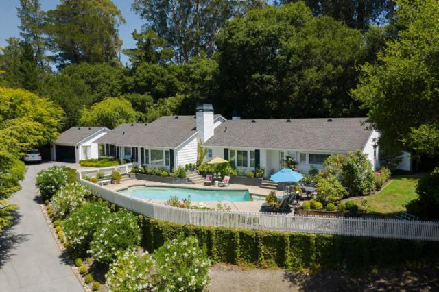 761 El Cerrito Ave, Hillsborough, CA 94010 (#ML81761797) :: The Kulda Real Estate Group