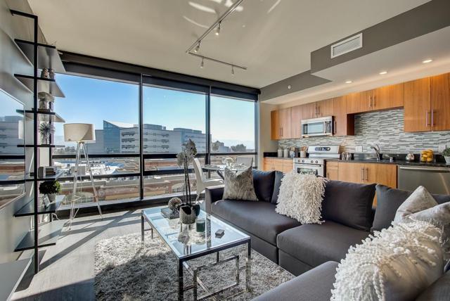 88 E San Fernando St 706, San Jose, CA 95113 (#ML81761843) :: Brett Jennings Real Estate Experts