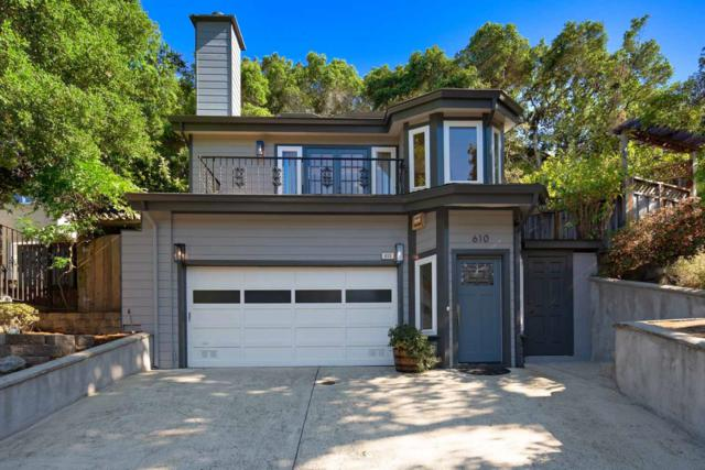 610 Lakeview Way, Redwood City, CA 94062 (#ML81761985) :: Intero Real Estate