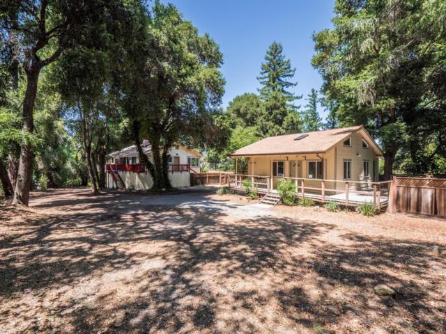 5476 -5480 Jackson Way, Felton, CA 95018 (#ML81762189) :: The Kulda Real Estate Group