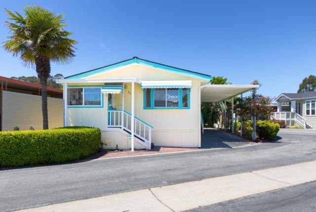 1555 #82 Merrill St 82, Santa Cruz, CA 95062 (#ML81762364) :: Intero Real Estate