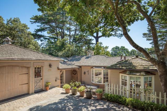 24423 San Mateo Ave, Carmel, CA 93923 (#ML81762388) :: Intero Real Estate