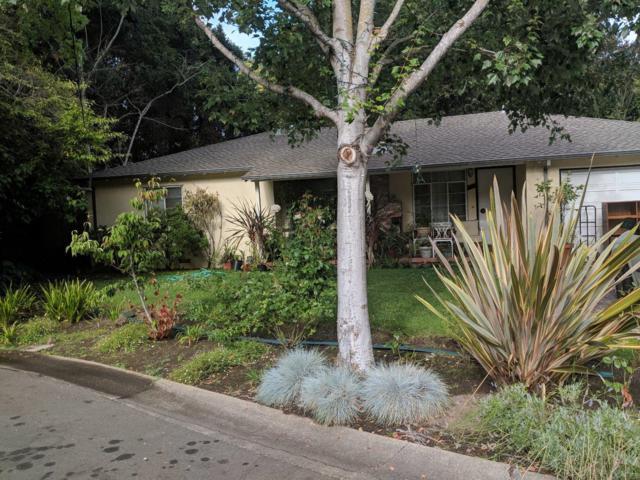 1539 Laurel Pl, Menlo Park, CA 94025 (#ML81762578) :: Strock Real Estate