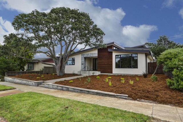 1009 Forest Ave, Pacific Grove, CA 93950 (#ML81762598) :: The Goss Real Estate Group, Keller Williams Bay Area Estates