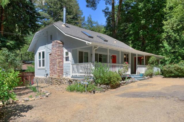 186 Reed St, Brookdale, CA 95007 (#ML81762743) :: Strock Real Estate