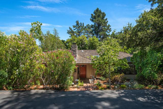 400 Moseley Rd, Hillsborough, CA 94010 (#ML81763044) :: The Kulda Real Estate Group