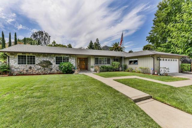 5830 Mitchell Canyon Ct., Clayton, CA 94517 (#ML81763204) :: Strock Real Estate