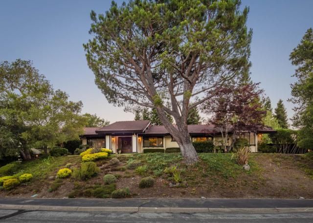 110 Stonepine Rd, Hillsborough, CA 94010 (#ML81763240) :: The Kulda Real Estate Group