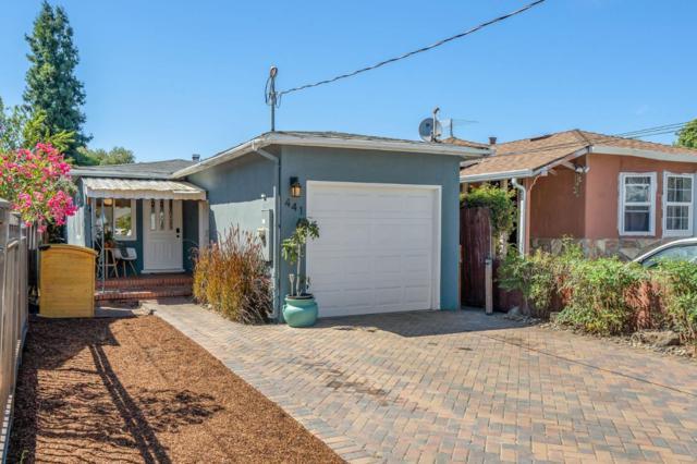 441 6th Ave, Menlo Park, CA 94025 (#ML81763255) :: The Goss Real Estate Group, Keller Williams Bay Area Estates