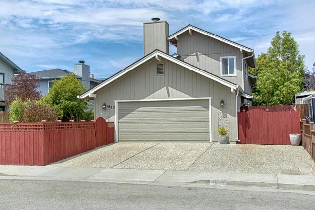 1853 Pound Ln, Santa Cruz, CA 95062 (#ML81763471) :: Strock Real Estate