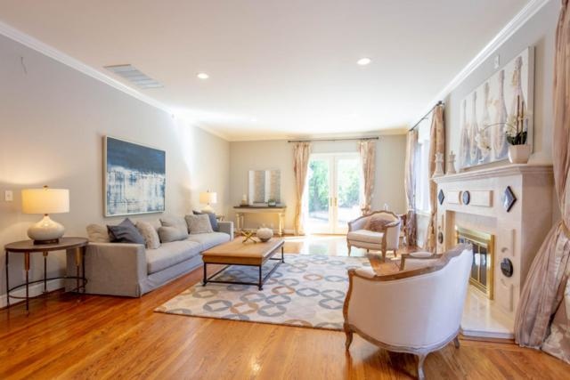 40 Sugar Hill Dr, Hillsborough, CA 94010 (#ML81763660) :: The Kulda Real Estate Group