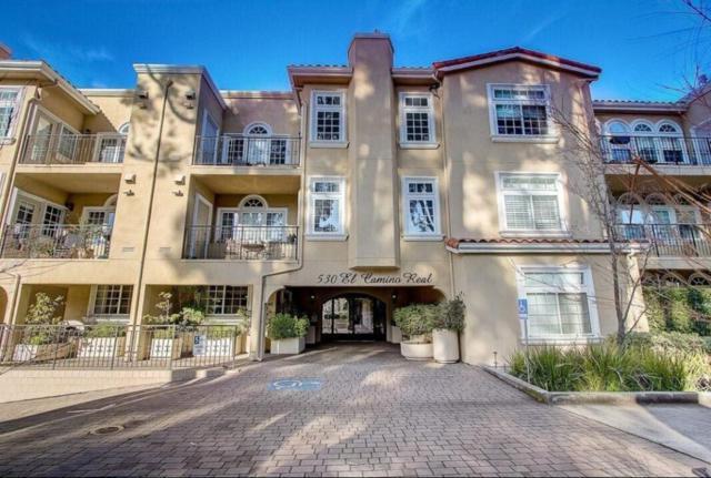 530 El Camino Real 206, Burlingame, CA 94010 (#ML81763720) :: The Kulda Real Estate Group
