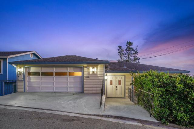 614 Farallon Ave, Pacifica, CA 94044 (#ML81763877) :: The Kulda Real Estate Group
